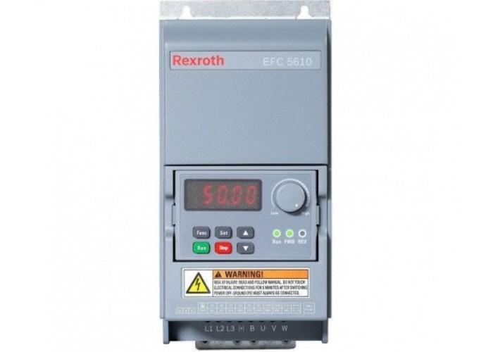 Частотный преобразователь Bosch Rexroth EFC 3610, 3 кВт, 3ф/380В