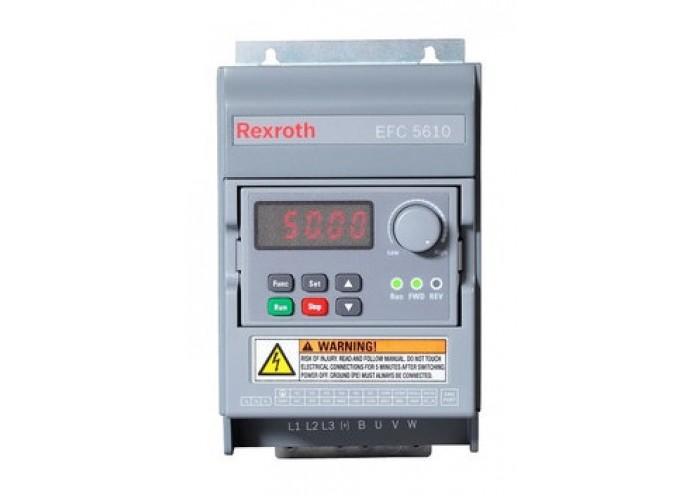 Частотный преобразователь Bosch Rexroth EFC 3610, 1.5 кВт, 1ф/220В