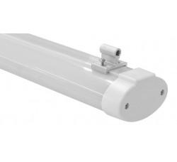 Универсальный светильник ELLIPSE PL ( 7,5W, 900 Lm, 3000К/4100K/6500K, матовый рассеиватель, IP65) 300 мм