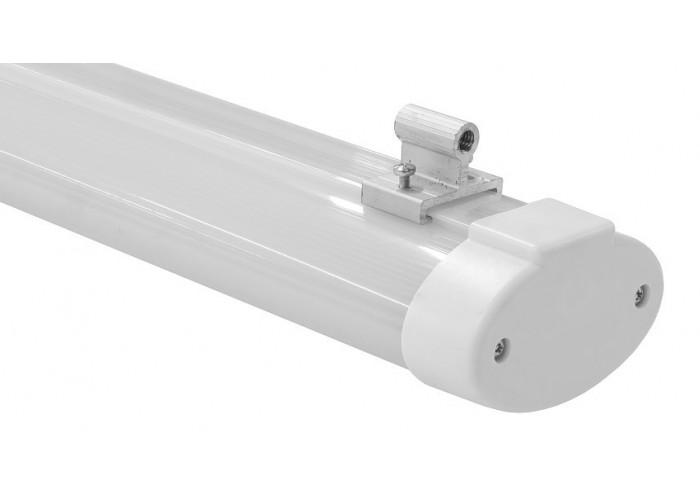 Универсальный светильник ELLIPSE PL (30W, 3450Lm, 3000К/4100K/6500K, матовый рассеиватель, IP65) 1200 мм