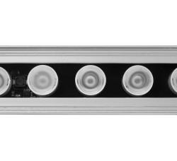 Светильник для архитектурной подсветки SPIRITLINE (42W, угол 15°-70°,IP66) 600 мм
