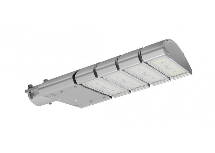 Уличный модульный светильник KITE  (3000К/4100K/6500K ,13000Lm, симметричная оптика, диоды Phillips, IP65) 100 Ватт