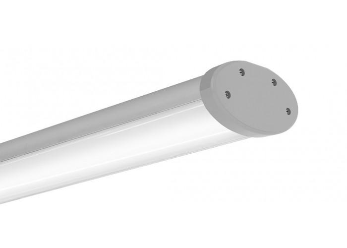 Универсальный светильник ELLIPSE AL (48W, 5520Lm, 3000К/4100K/6500K, матовый рассеиватель, IP65) 1200 мм