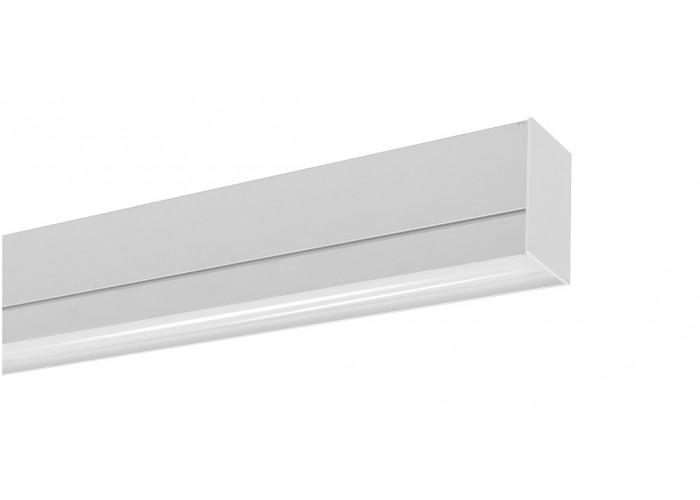 Светодиодный магистральный светильник LIGHTRACK (54W, 3000K/4100K/6500K,  6480Lm) 1500 мм