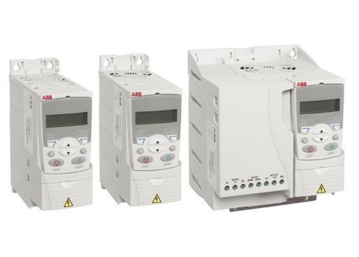 Преобразователь частоты ABB ACS355 0.55кВт 3-ф/380