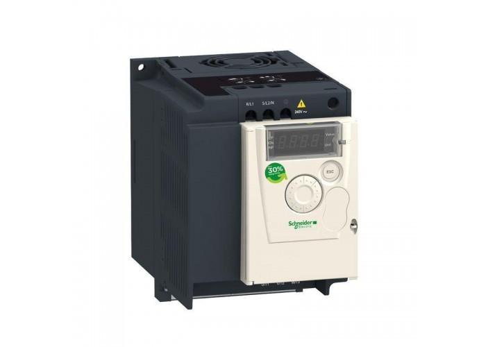 Преобразователь частоты Schneider Electric ATV12 1.5кВт 1-ф/220