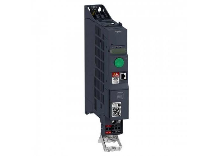 Преобразователь частоты Schneider Electric ATV320B 0.75 кВт, 1-ф/220