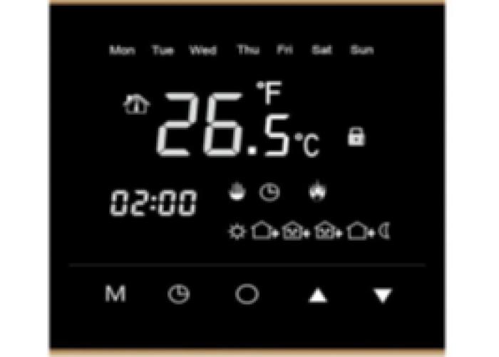 Терморегулятор Profitherm Touch з 2-ма датчиками: підлоги і повітря.