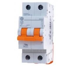 Автоматический выключатель General Electric Domus 6 kA, 10 A, 2p, B