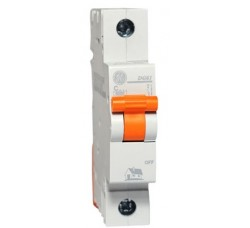 Автоматический выключатель General Electric Domus 6 kA, 10 A, 1p, B