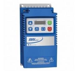 Преобразователь частоты Lenze серии ESV 0.25 кВт 1-ф/220В