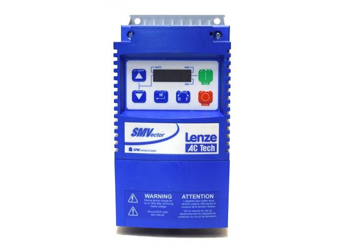 Преобразователь частоты Lenze ESV 0.75 кВт 1-ф/220В