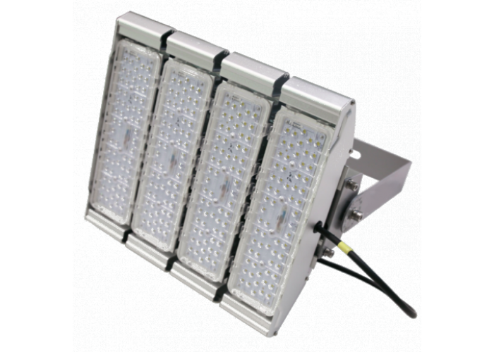 Светодиодный уличный прожектор с датчиком движения в спб