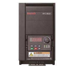 Частотный преобразователь Bosch Rexroth VFC 3610, 0.4 кВт, 1ф/220В