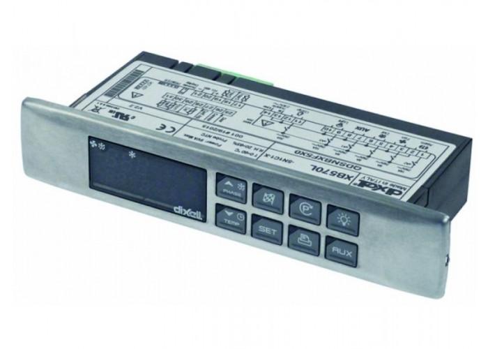 Контроллер Dixell XB570L (комплект)